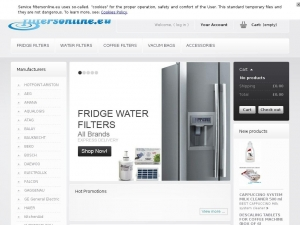 Universal and economic fridge water filter dd-7098!